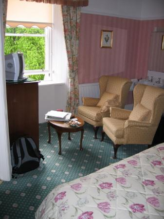 Ravenscourt House Hotel: Very Comfortable Rooms
