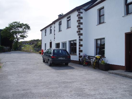 Carna, Irland: The bed and breakfast