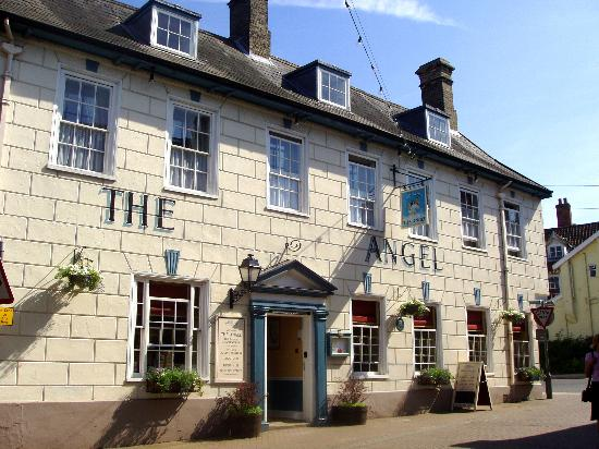 Photo of The Angel Hotel Halesworth