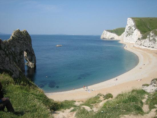 The Cromwell House Hotel: Beaches at Durdle Door (1 mile walk)