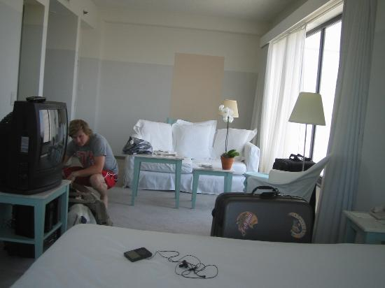 Better than expected... - Mondrian Los Angeles Hotel Pictures
