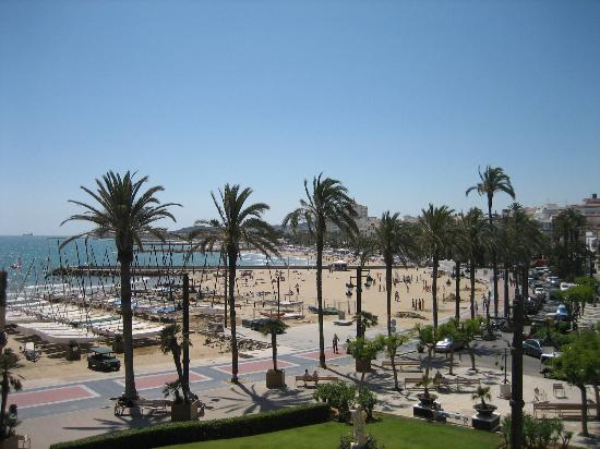 Arcadia: Sitges beach