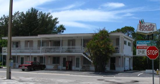 Beach House Motel & Apartments-billede