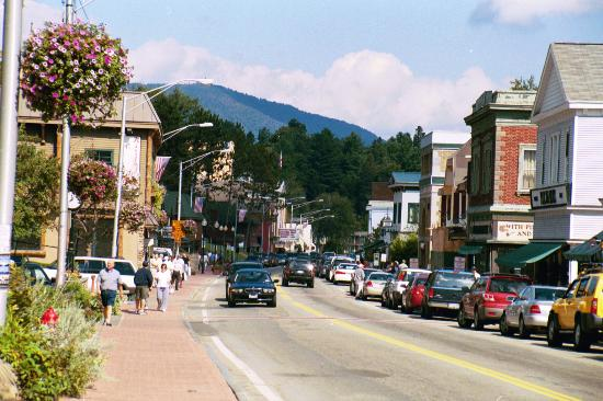 Lake Placid Village