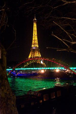 Learn more about Paris. Paris, France: Eiffel Tower at night