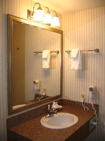 BEST WESTERN PLUS Seville Plaza Hotel: Bathroom