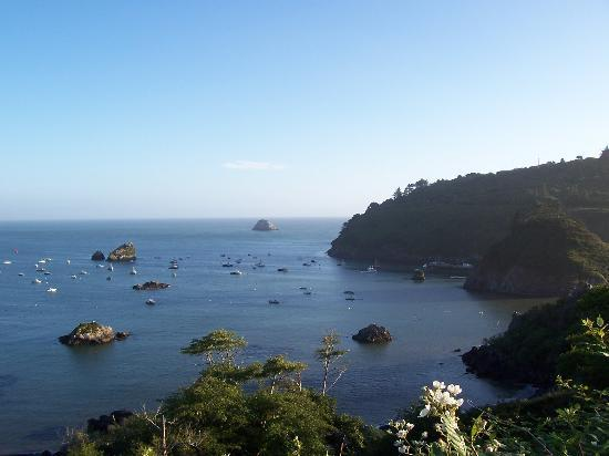 Trinidad, Californien: View of Bay