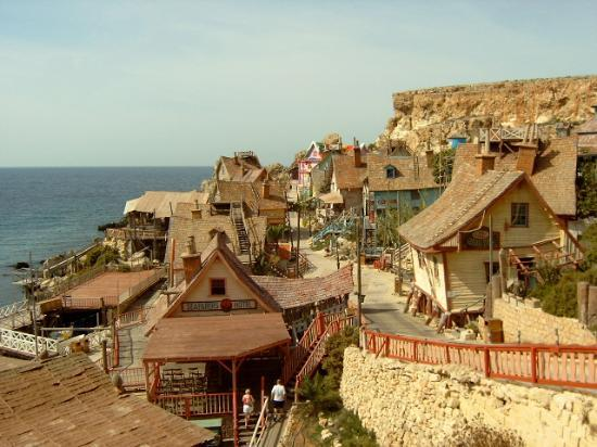 Malta Popeye Village