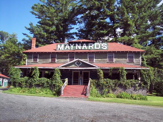 ‪‪Greenville‬, ‪Maine‬: Main Lodge‬