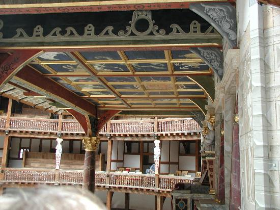 the history of the construction of the globe theatre in london Explore shakespeare's globe theatre in london pictures from this outstanding building can give you a real insight into the world of shakespeare.