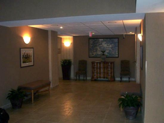 Holiday Inn Express Hotel & Suites Warrenton: Lobby