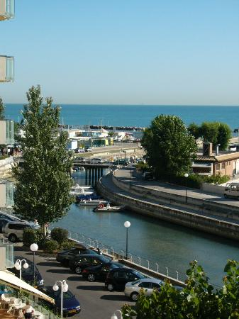 Hotel President Cattolica: sea view