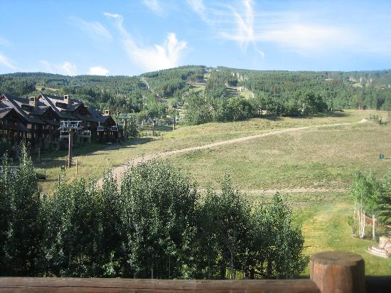 Beaver Creek, CO: View From Room