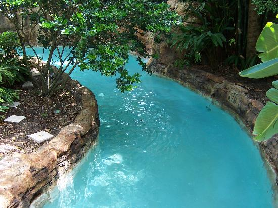 backyard lazy river I would love to have this  Homes  Pinterest