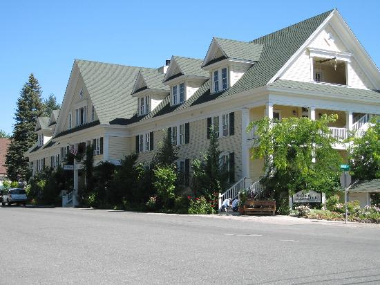 McCloud Hotel
