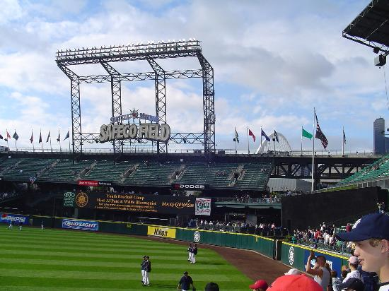 BEST WESTERN PLUS Pioneer Square Hotel: Safeco Field