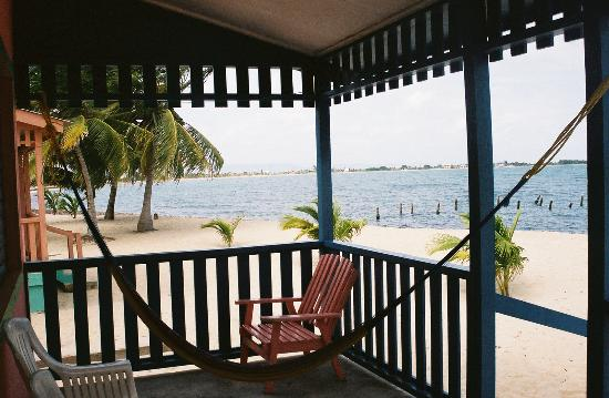 Tradewinds Hotel: Porch