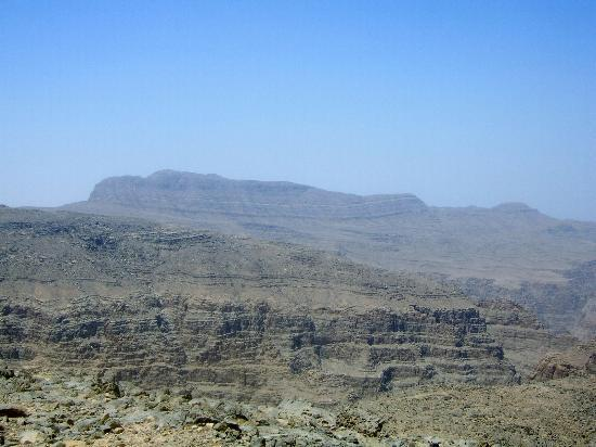 Ras Al Khaimah, United Arab Emirates: the mountain tour