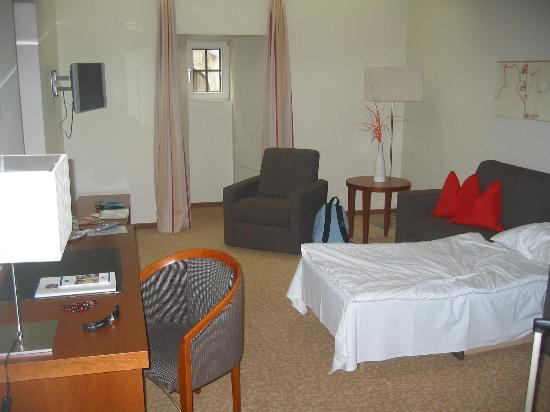 BEST WESTERN PLUS Hotel Das Tigra: Junior Suite at Tigra