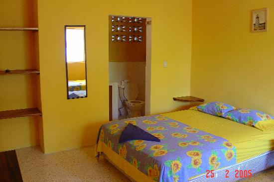 Hotel Cafe Del Sol: nice and clean rooms