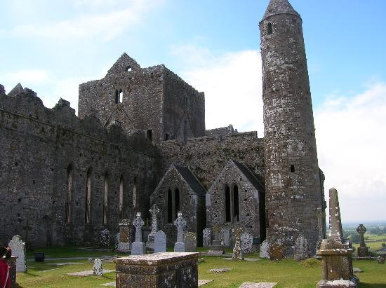 Limerick, Irlande : Rock of Cashel