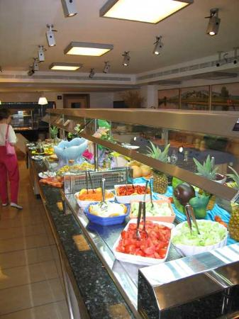 Invisa Hotel La Cala : Cold Buffet 