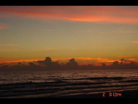 Arbors by the Sea: SUNSET FROM ARBOR BY THE SEA