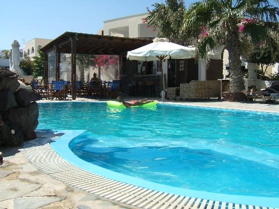Lovely swimming pool area - Picture of Hotel Mathios Village ...