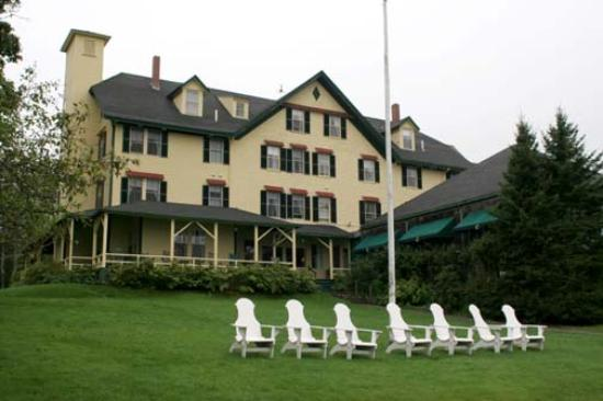 The Claremont Hotel: The main Inn