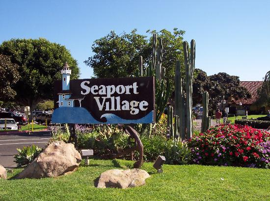 Seaport-village