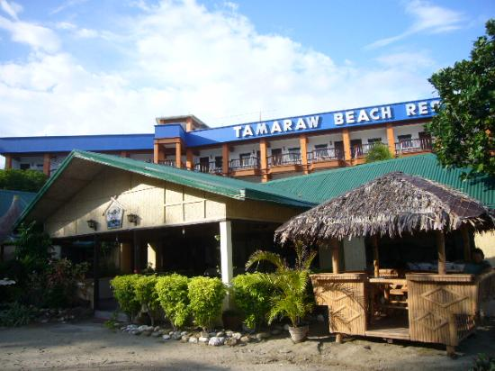 ‪Tamaraw Beach Resort‬