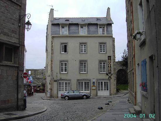 Photo of Hotel Restaurant De La Porte Saint-Pierre Saint-Malo