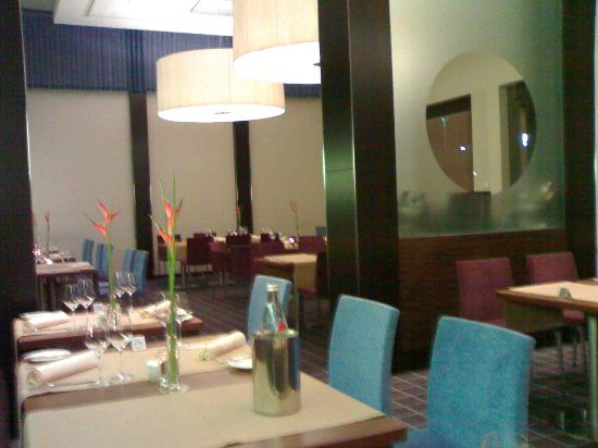 Novotel Berlin Am Tiergarten: The Restaurant