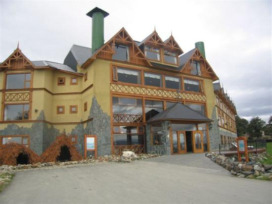 Hotel Los Yamanas