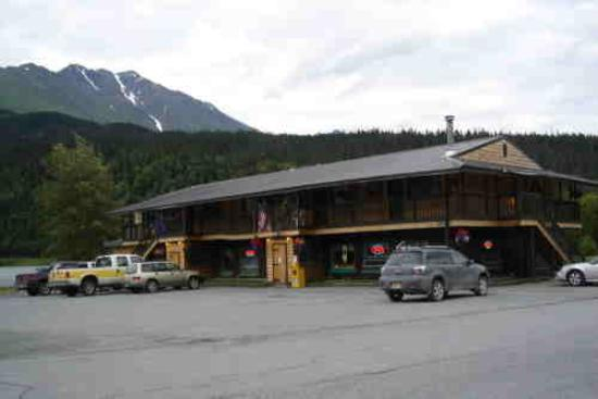 Trail Lake Lodge Exterior