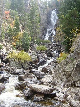 Steamboat Springs, CO : Fish Creek Falls 