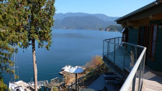 Photo of Lockehaven Waterfront Bed and Breakfast North Vancouver
