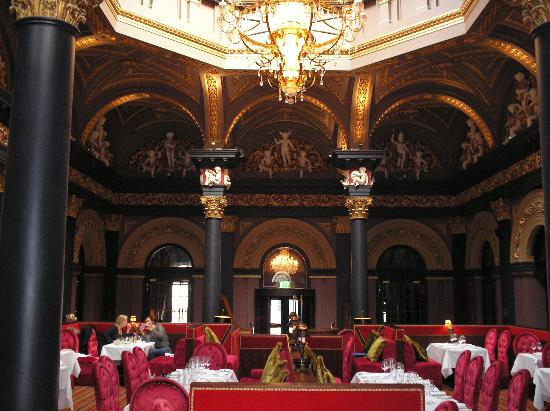 Merchant Hotel: Beautiful dining room