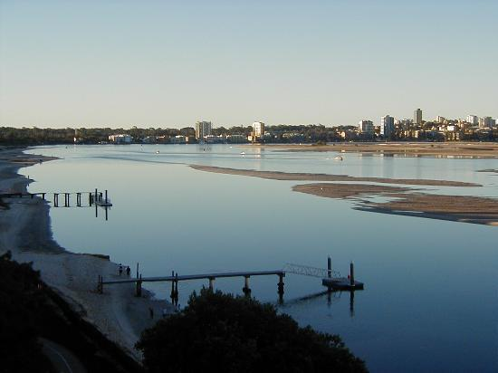 Caloundra - calm water view