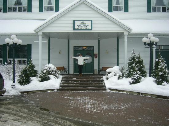 Gray Rocks Inn (Saint Jovite, Canada) - Hotel Reviews - TripAdvisor