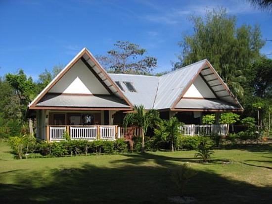 Carp Island Resort: Sunrise Cottages