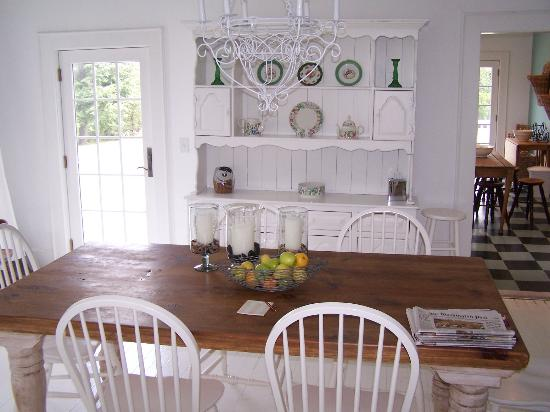 Colima's dining room - Picture of Clifton Inn, Charlottesville ...