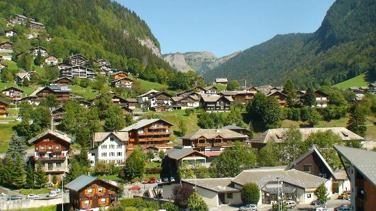 pousadas de Morzine-Avoriaz