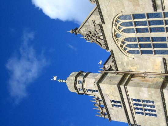 Stamford, UK: Burghley