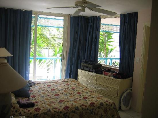 Princess Port de Plaisance Resort and Casino: master bedroom