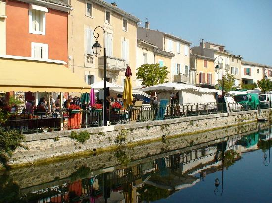 L&#39;Isle-sur-la-Sorgue