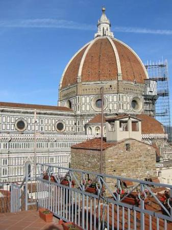The Duomo of Florence from the