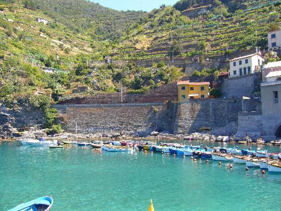 Cinque Terre Hiking Guide A
