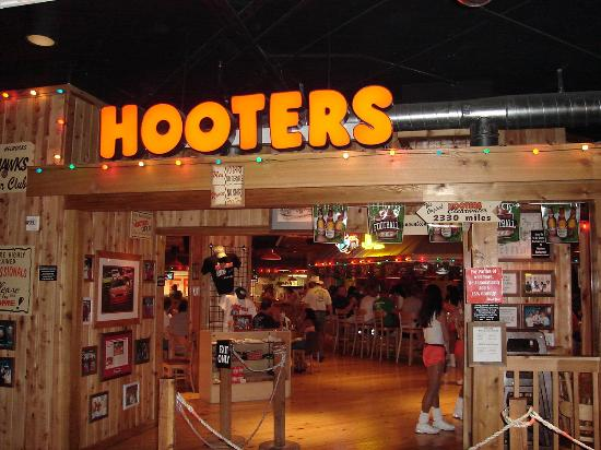 Hooters Casino Hotel Photo  Hooters RestaurantHooters Restaurant Building