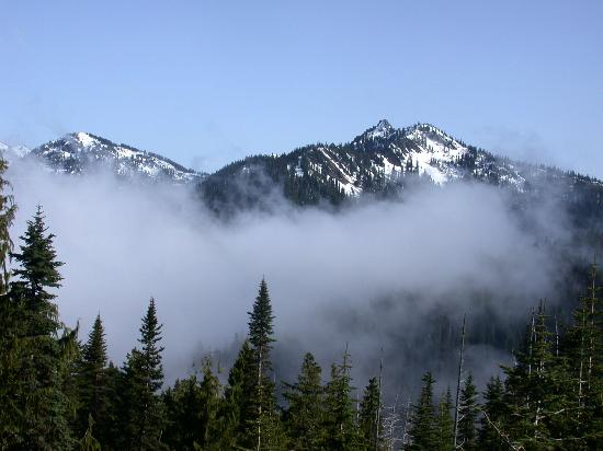 Olympic National Park, WA: Hurricane Range